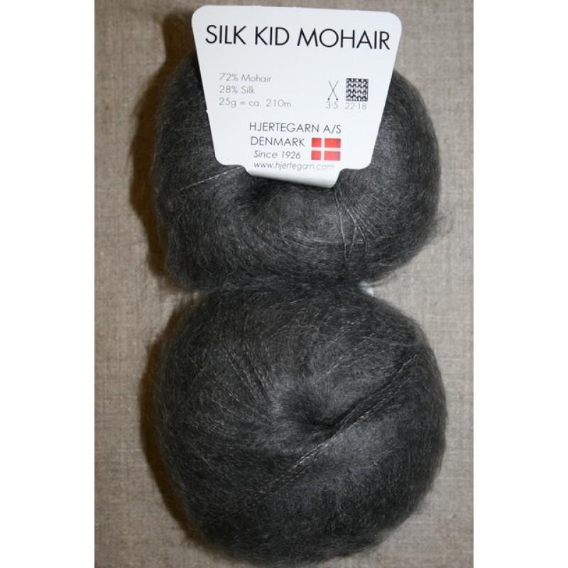 Silk Kid Mohair mørkegrå-33