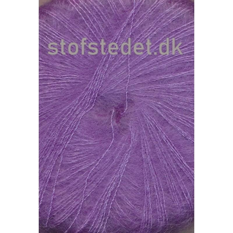 Silk Kid Mohair lys lilla