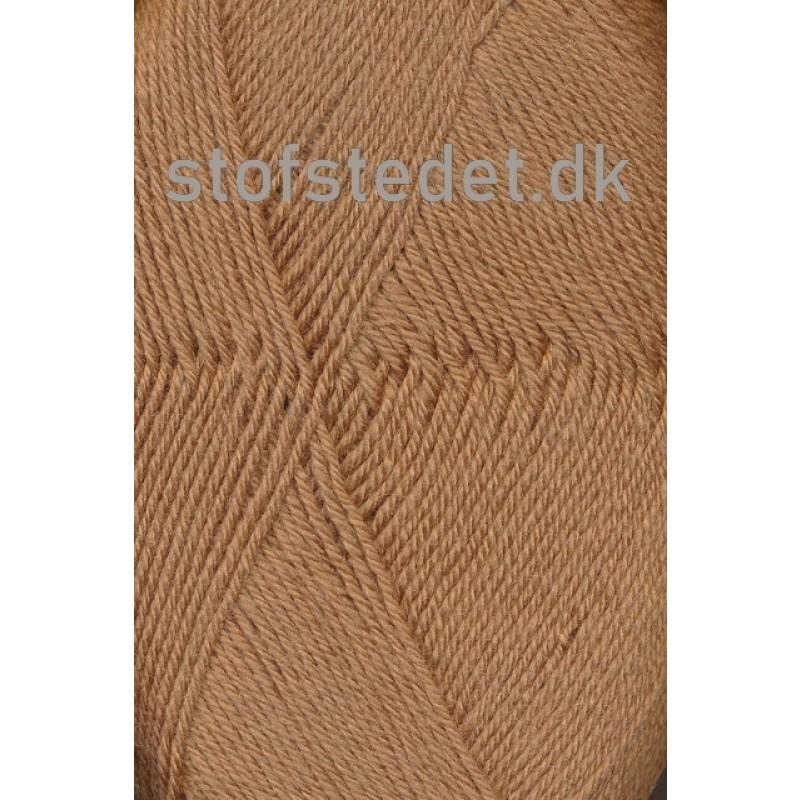 Sock 4 strømpegarn i Pudder-brun | Hjertegarn-34