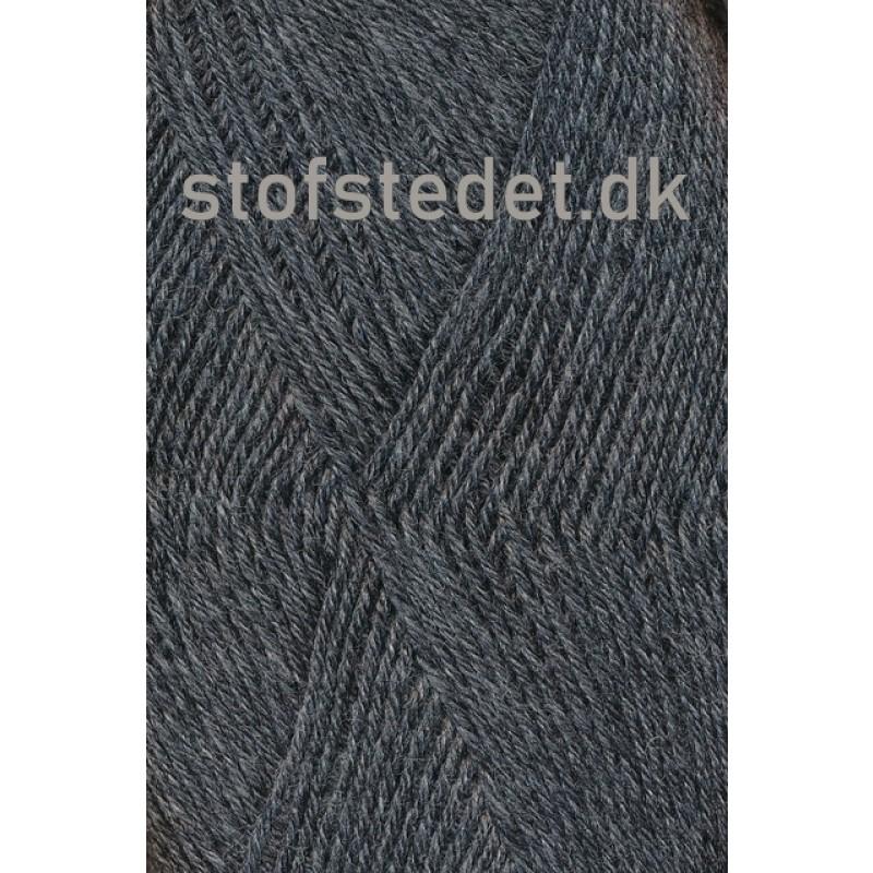 Sock 4 strømpegarn i Mørkegrå   Hjertegarn-32