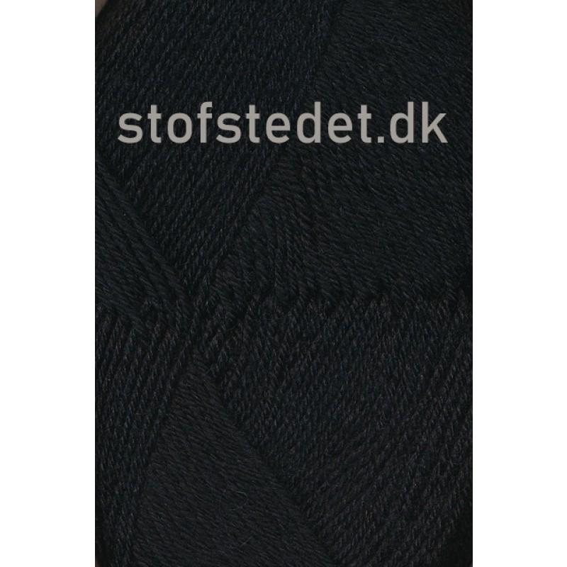 Sock4strmpegarniSortHjertegarn-32