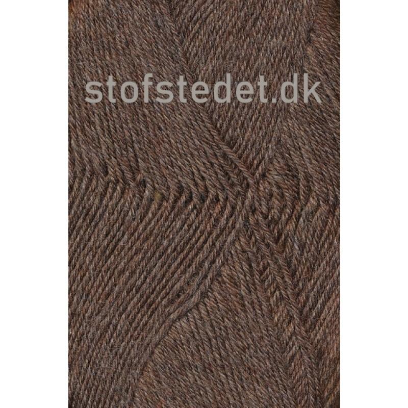 Sock 4 strømpegarn i Brun | Hjertegarn