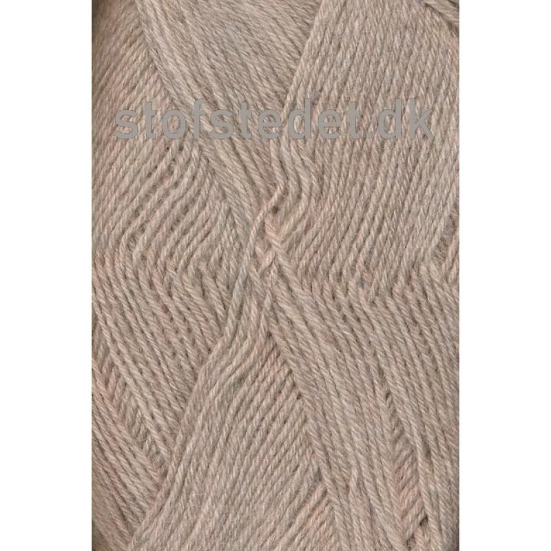 Sock 4 strømpegarn i Beige   Hjertegarn