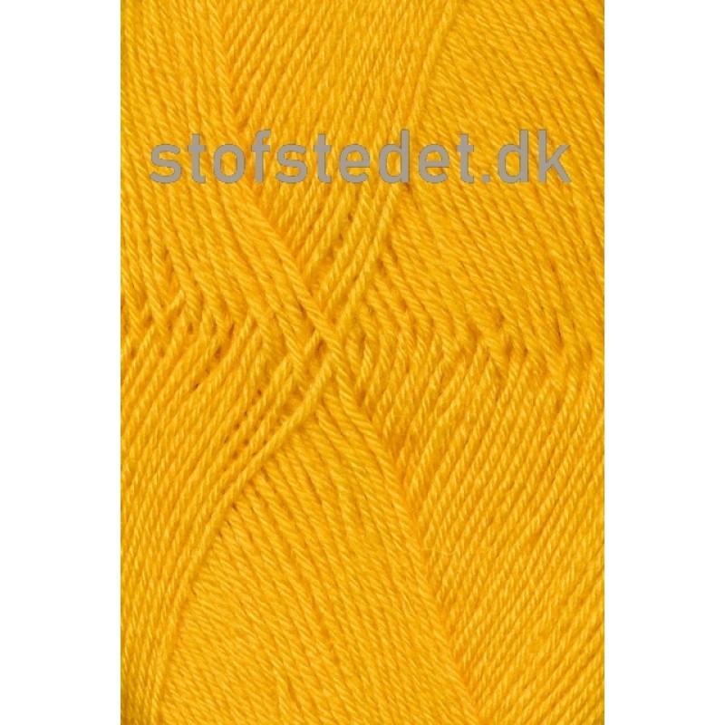 Sock 4 strømpegarn i Gul | Hjertegarn-34