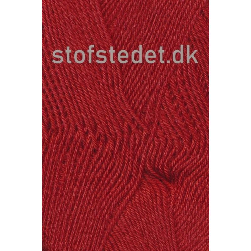 Sock 4 strømpegarn i Brændt orange | Hjertegarn-34