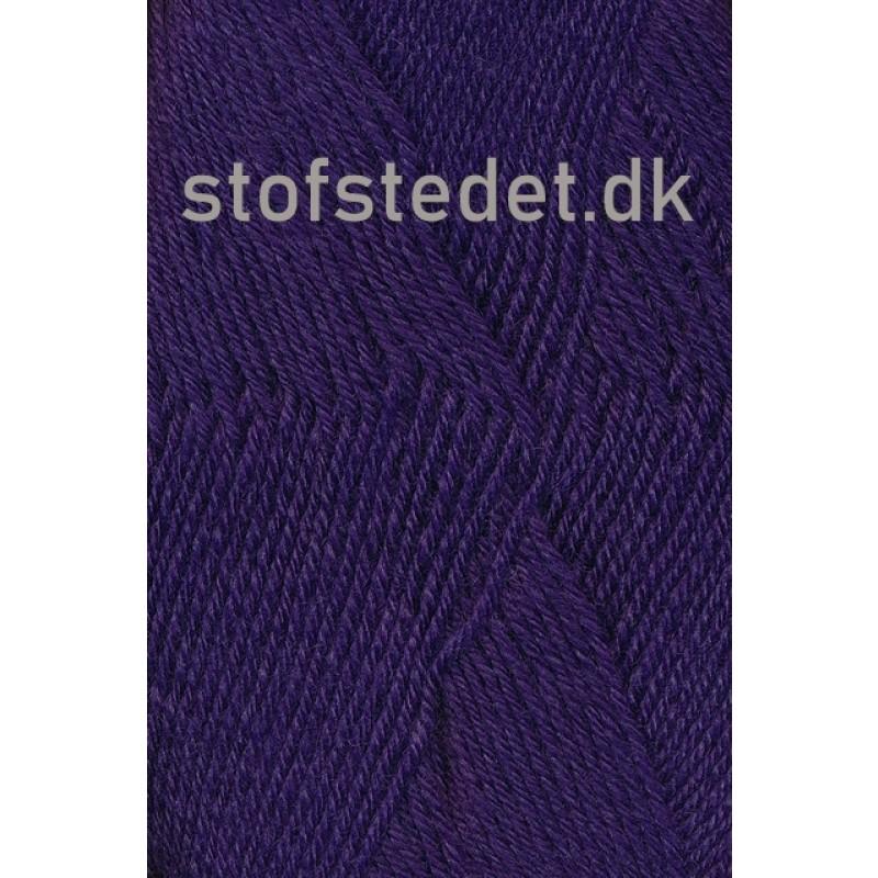 Sock 4 strømpegarn i Rød-lilla | Hjertegarn