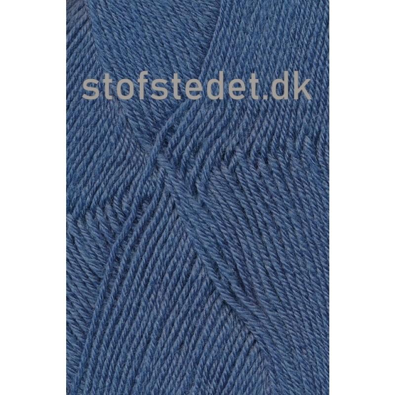Sock 4 strømpegarn i Denim   Hjertegarn-33