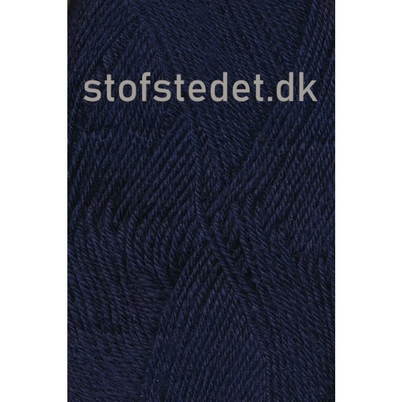 Sock 4 strømpegarn i Mørke blå | Hjertegarn-33