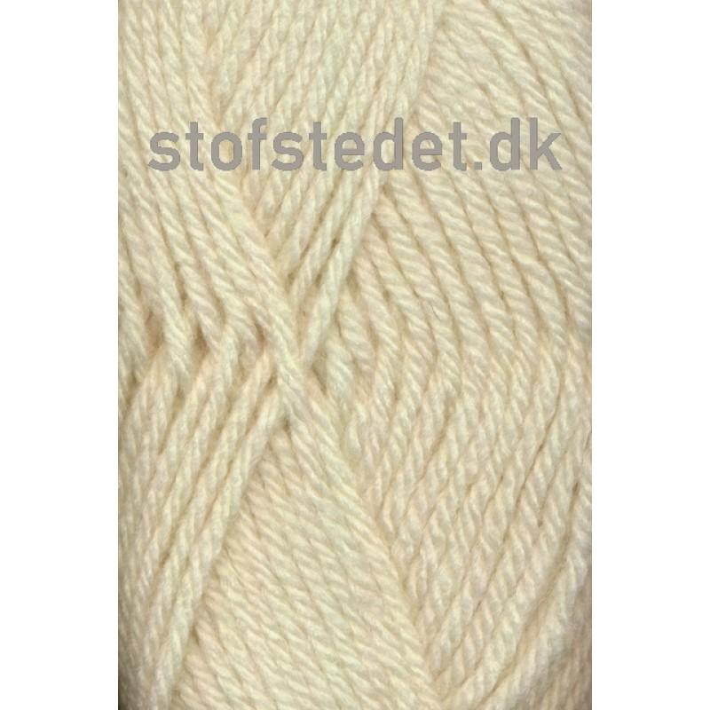 Thule Uld/Acryl fra Hjertegarn i offwhite 075-34