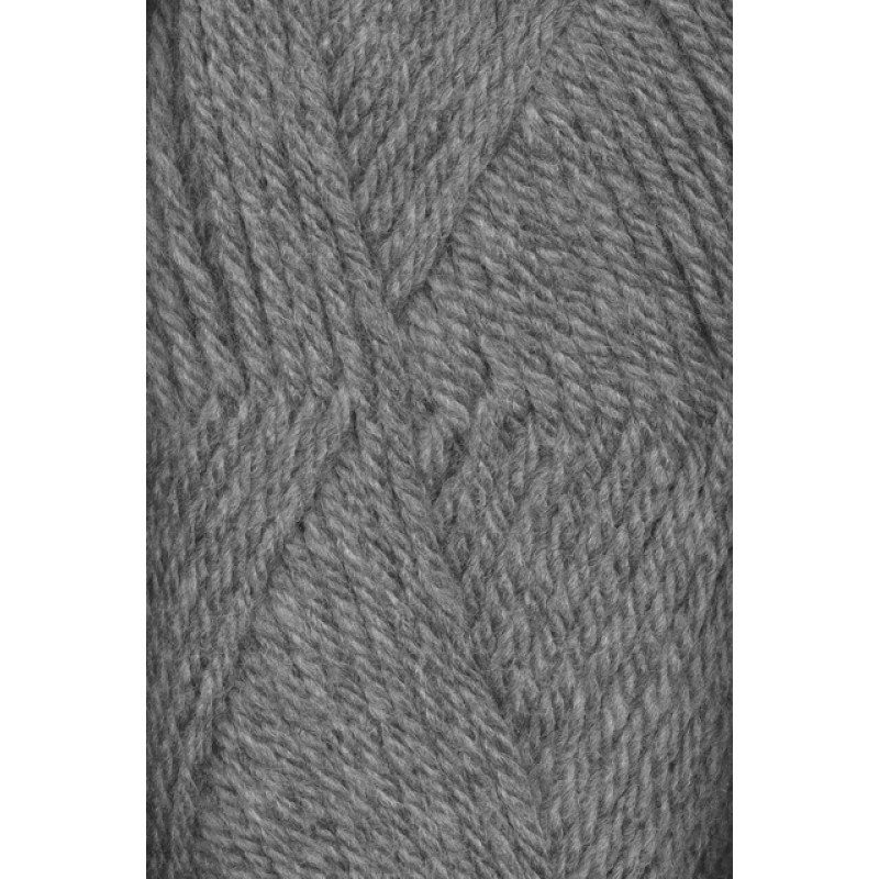 Thule Uld/Acryl fra Hjertegarn i lys grå 218-33