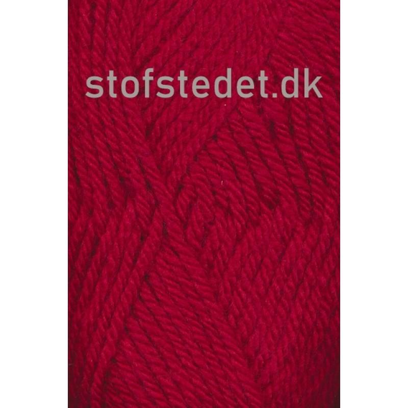 Thule Uld/Acryl fra Hjertegarn i Varm rød 450-315