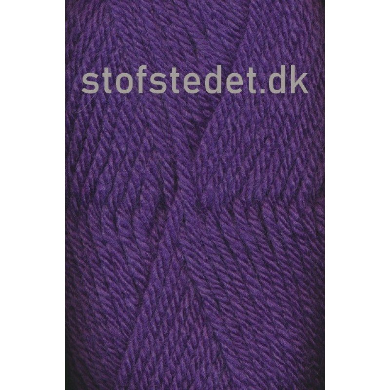 Thule - Uld/Acryl fra Hjertegarn i Lilla 5730