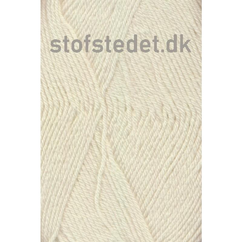 Trunte 100% Merino uld/Superwash Off-white-32