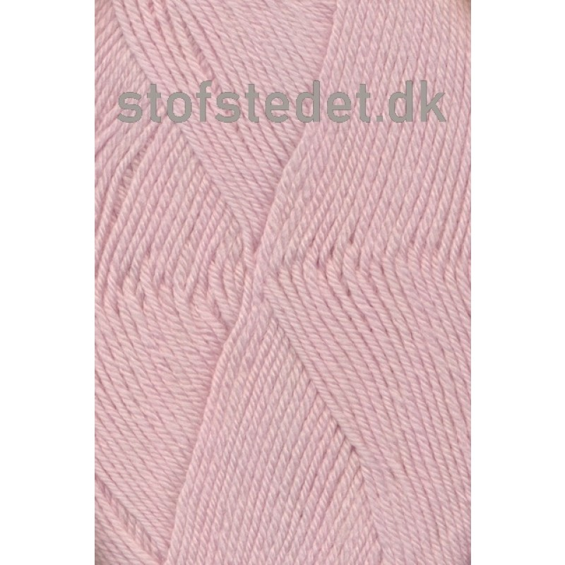 Trunte 100% Merino uld/Superwash Lys pudder-rosa-327