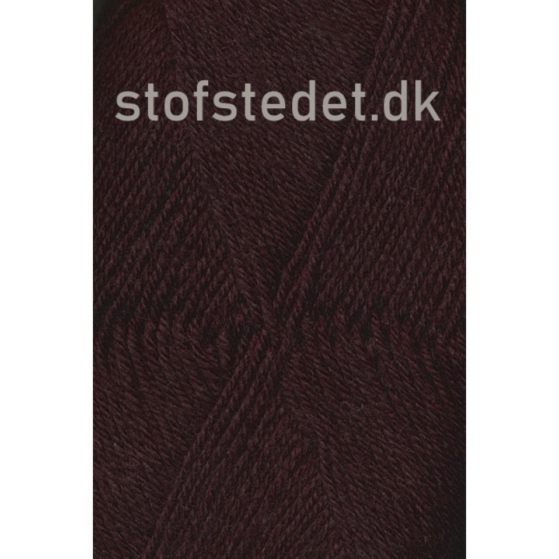 Trunte 100% Merino uld/Superwash i mørkebrun-36