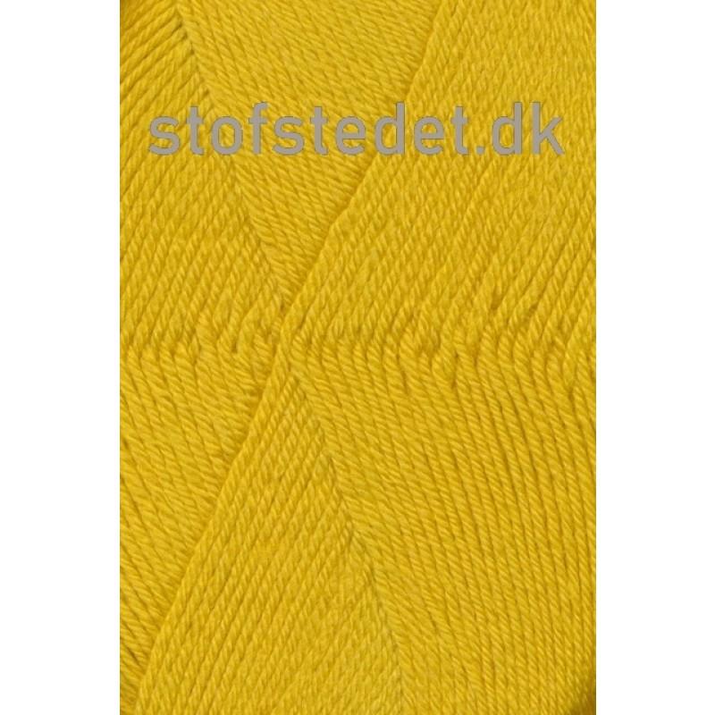 Trunte 100% Merino uld/Superwash Støvet gul-324