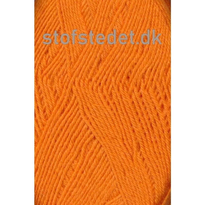 Trunte 100% Merino uld/Superwash Orange-38