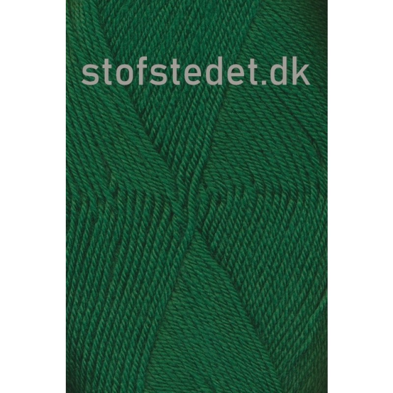 Trunte 100% Merino uld/Superwash Mørkegrøn-321