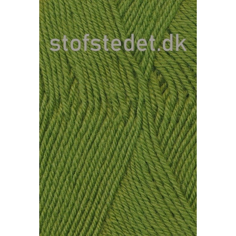Vital 100% uld i Grøn