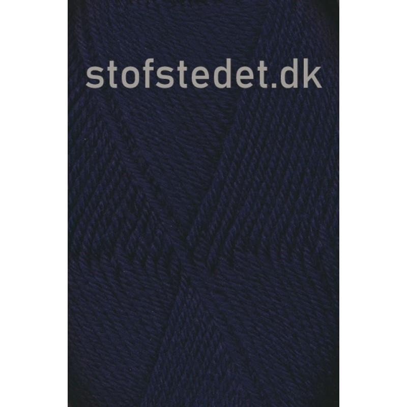 Vital 100% uld i Mørke blå