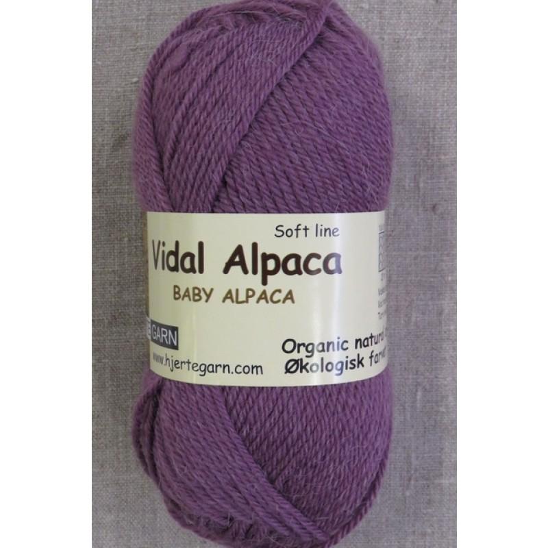 Vidal Alpaca/ Superwash Baby Alpaca i Lyng-321