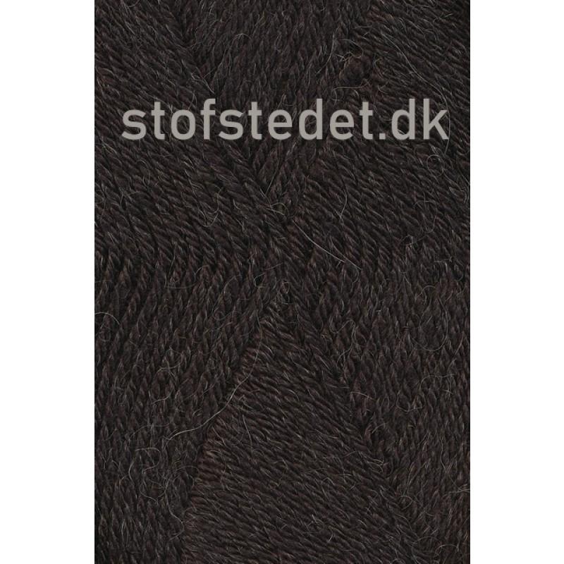 Vidal Alpaca/ Superwash Baby Alpaca i Mørke brun