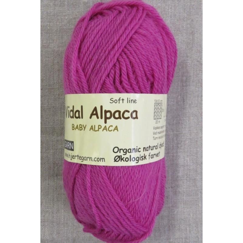 Vidal Alpaca/ Superwash Baby Alpaca i Pink-34
