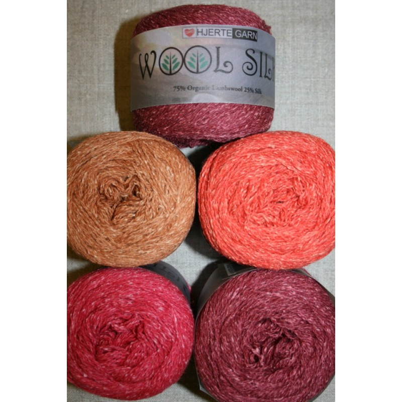 Wool Silk Gots certificeret-33