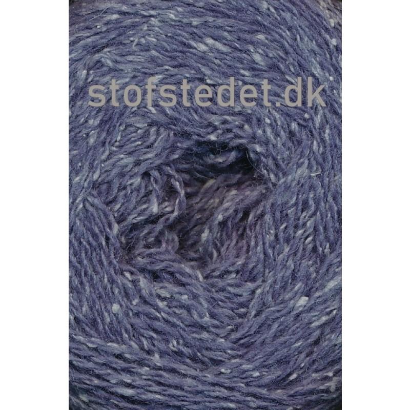 Wool Silk Gots certificeret i mørk denim   Hjertegarn
