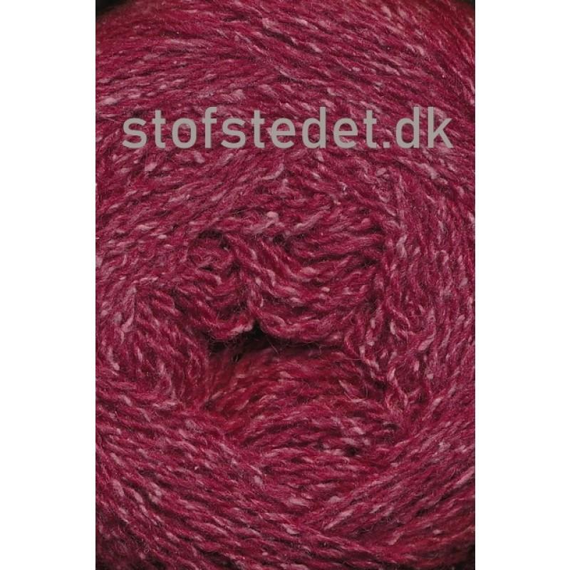 Wool Silk Gots certificeret i bordeaux | Hjertegarn-319