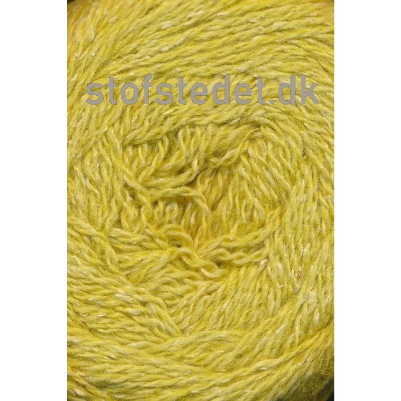Wool Silk Gots certificeret i lime-gul | Hjertegarn-314