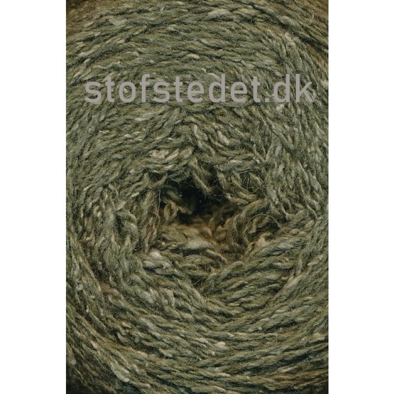 Wool Silk Gots certificeret i army | Hjertegarn-316