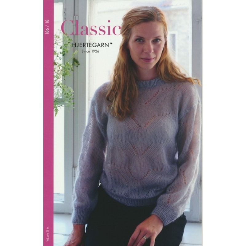 186 Hæfte Dame Classic 6 modeller-313
