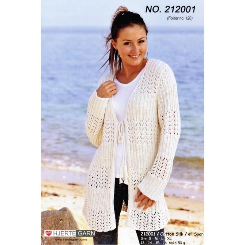 212001 Hulmønster trøje