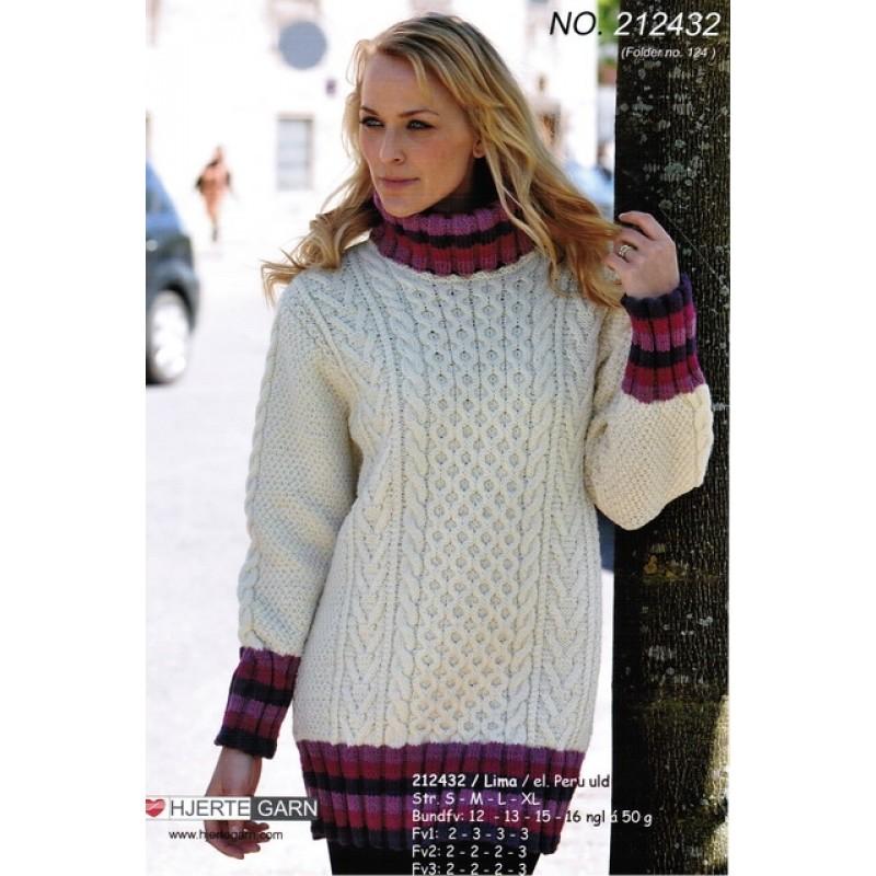 212432 Aransweater