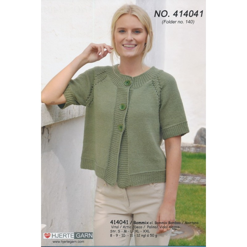 414041 Kort trøje-35