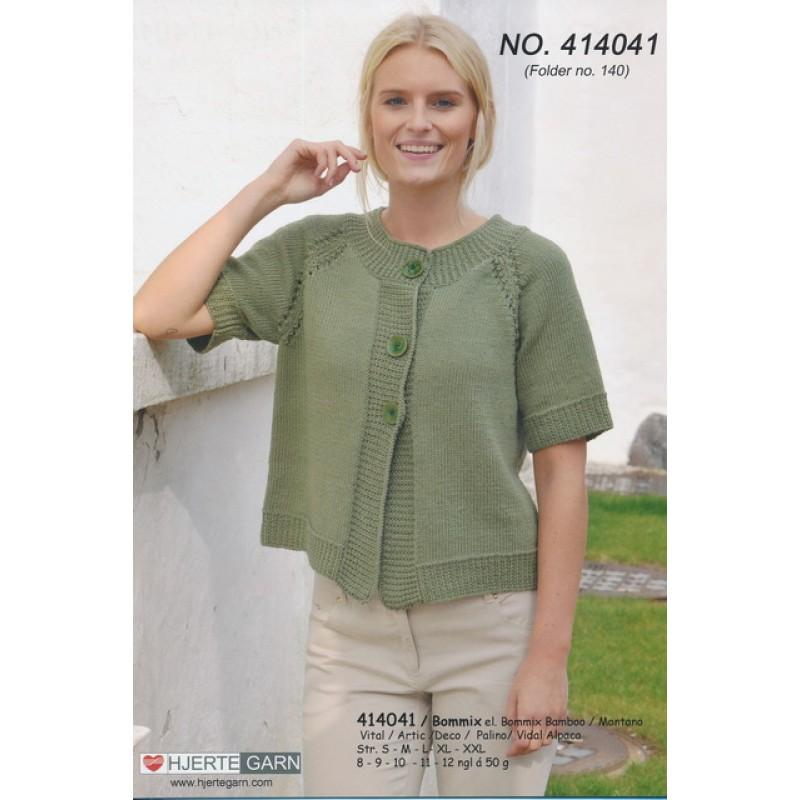414041 Kort trøje