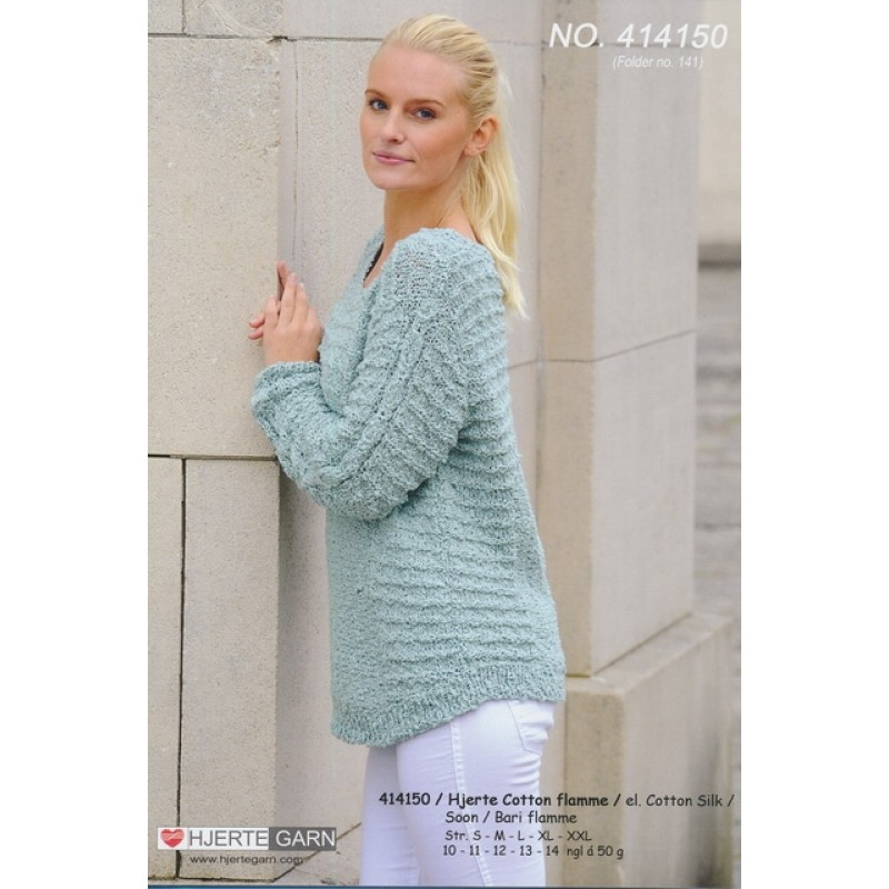 414150 Sweater m/ret-riller-31