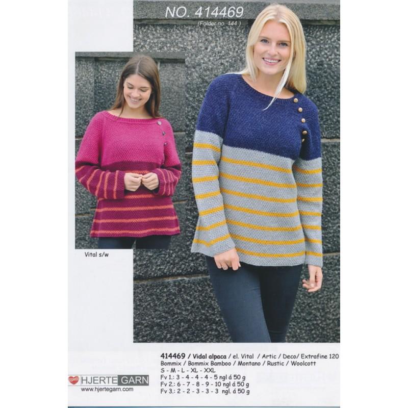 414469 Sailor sweater