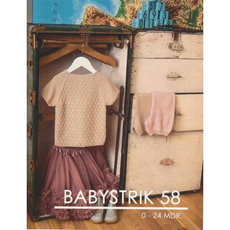 Hæfte Baby no. 58 Alicante