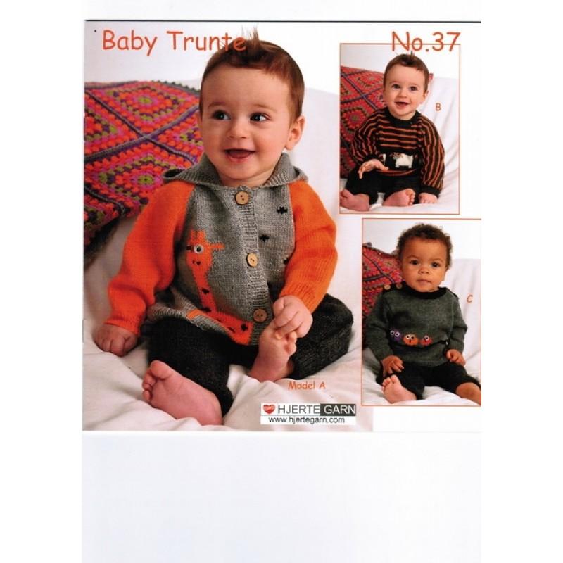 Hæfte baby no. 37 Trunte