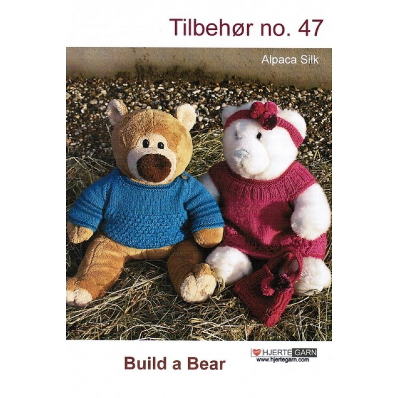 Tilbehør no. 47 Build a Bear-31