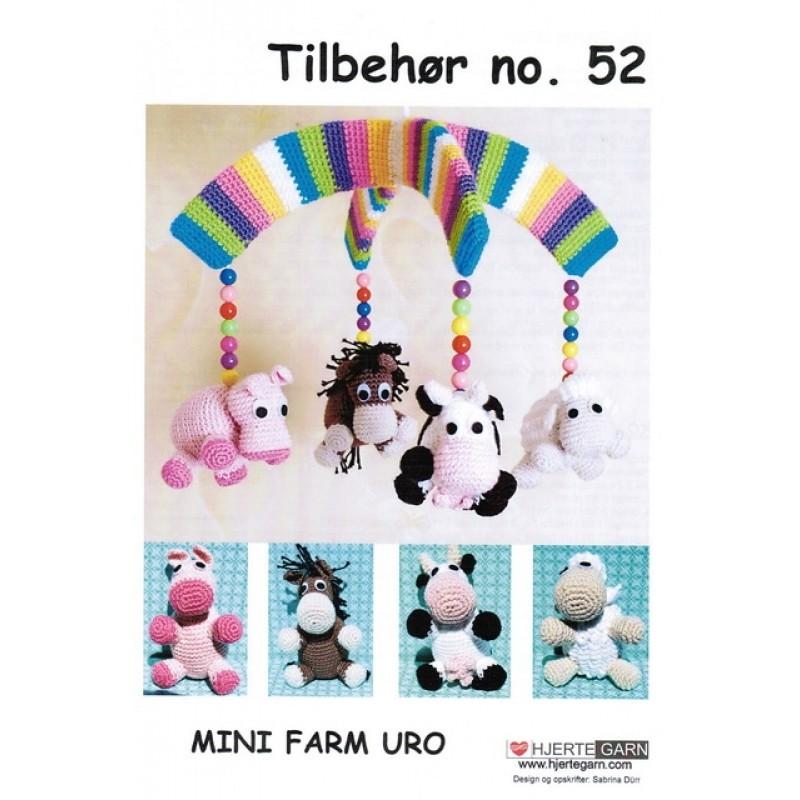 Tilbehør no. 52 Mini Farm Uro