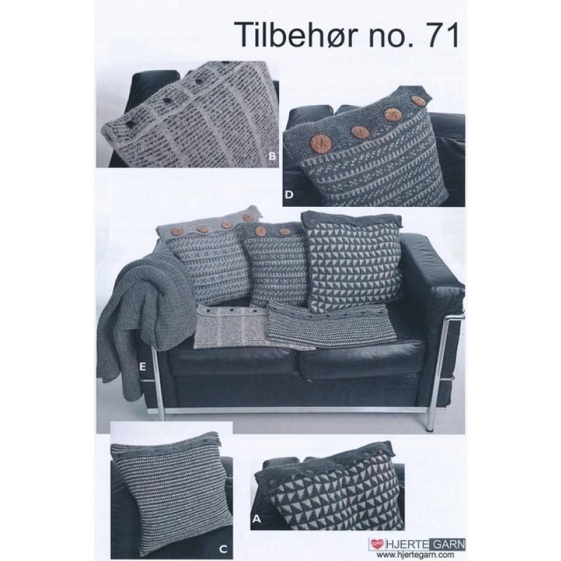 Tilbehør no. 71 puder/tæppe-31
