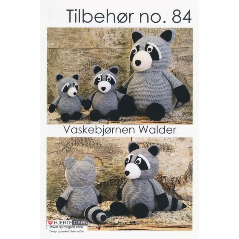 Tilbehør no. 84 Vaskebjørnen Walder-31