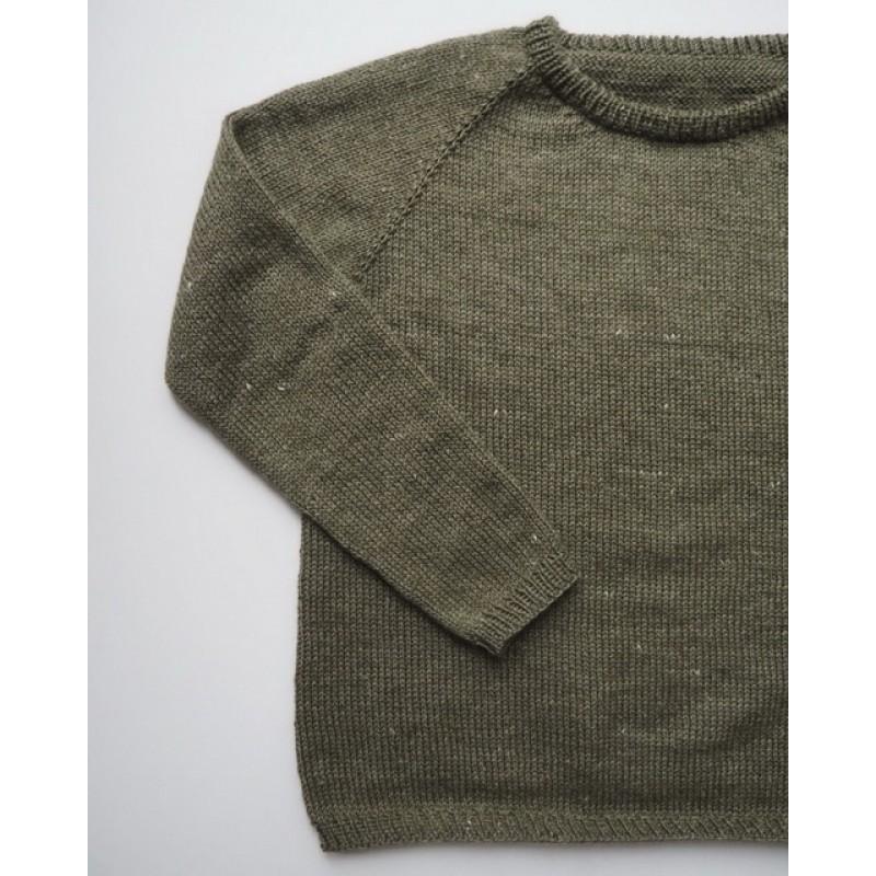 Hanstholm Sweater PetiteKnit strikkeopskrift-318