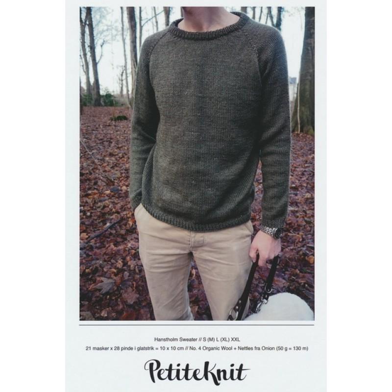 Hanstholm Sweater PetiteKnit strikkeopskrift-018