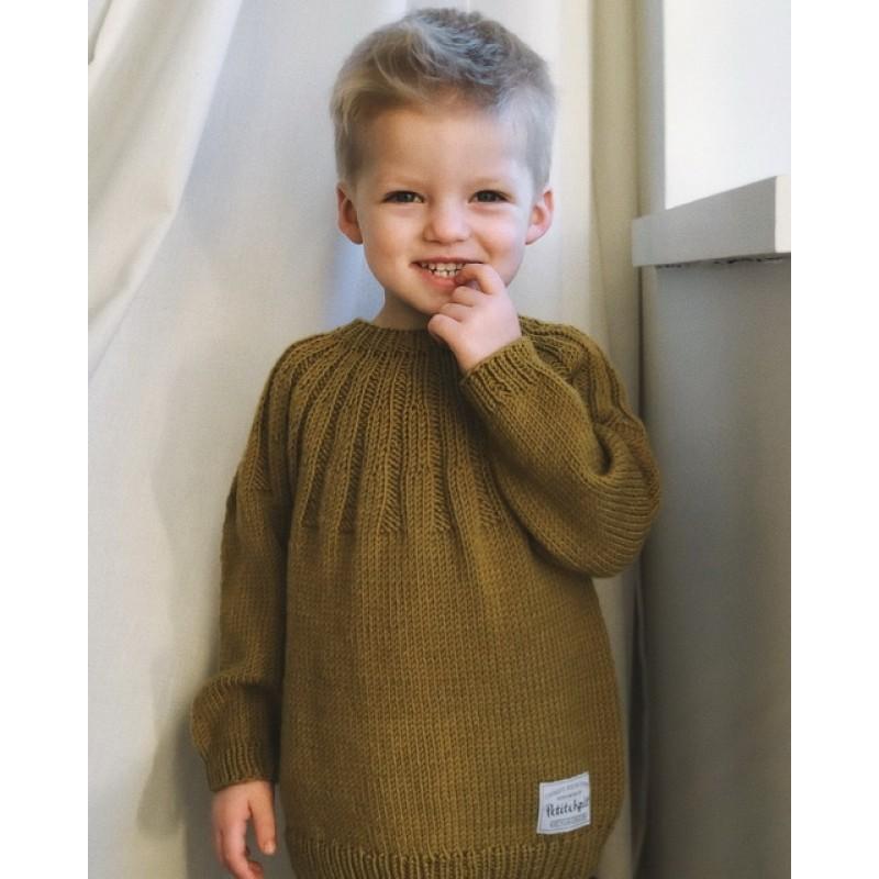 Haralds Sweater PetiteKnit strikkeopskrift-314