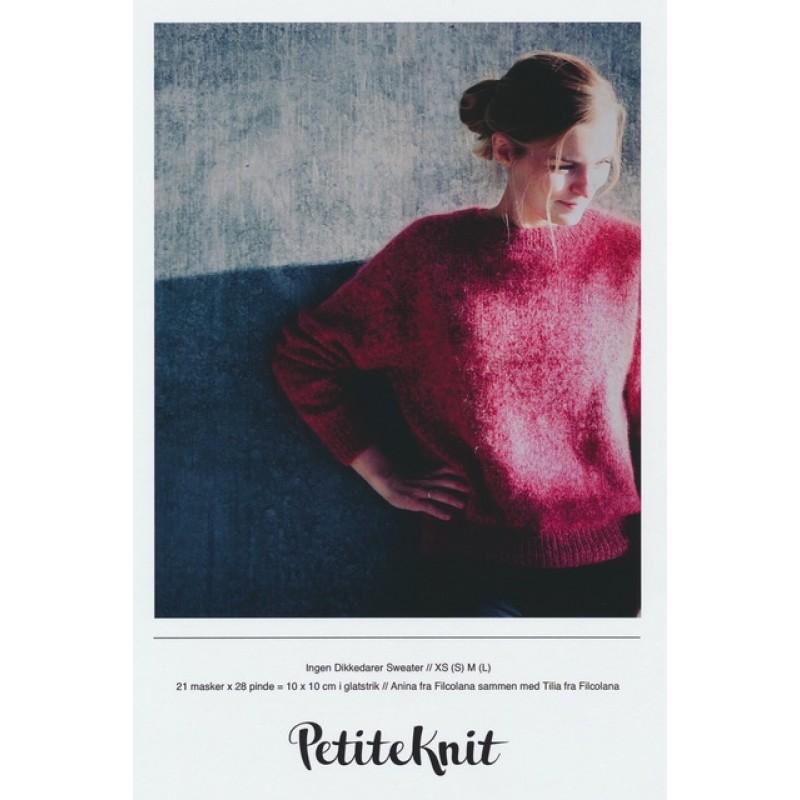 Ingen Dikkedarer sweater voksen PetiteKnit strikkeopskrift-04