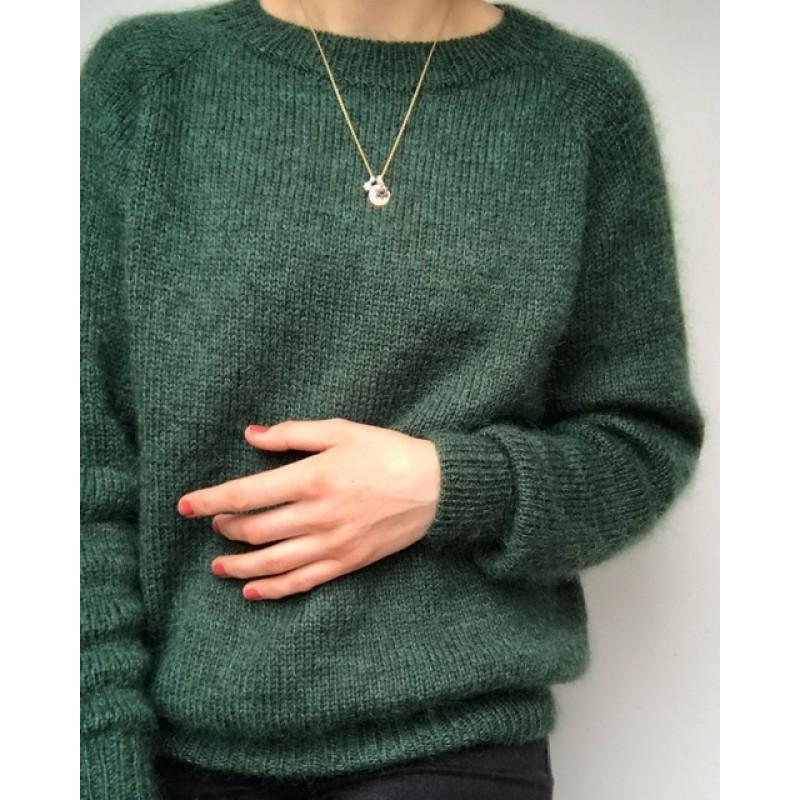 Ingen Dikkedarer sweater voksen PetiteKnit strikkeopskrift-34
